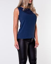 Sabrina Top Insignia Blue