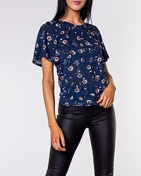Pella Top Insignia Blue/Flower