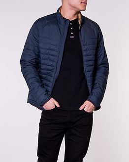 Runo Lightweight Jacket Navy Blazer