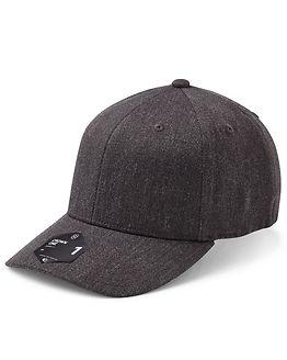 Crown 1 Premium Cap Dark Grey Melange