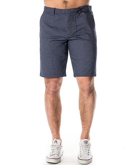 Ofxord City Shorts Dark Carbon