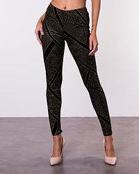 Diva Legging Black/Gold