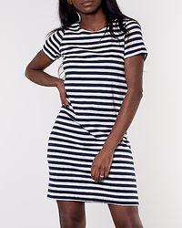 Tinny New Dress Cloud Dancer/Navy Blazer