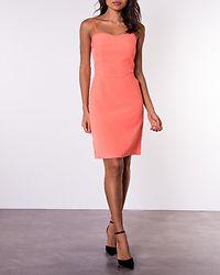 Lyca Strap Dress Emberglow