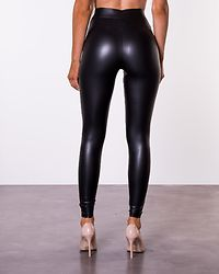 Cool Coated Legging Black