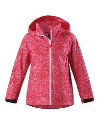 Softshell Jacket April Bright Red