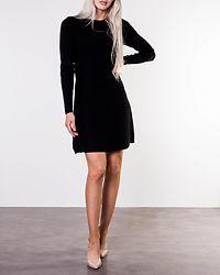 Nancy Knit Dress Black