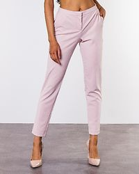 Carolina Cigarette Pants Rose Smoke