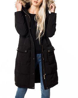 California Down Coat Black