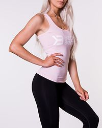 Chrystie T-Back Pale Pink