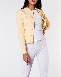 Westa Color Denim Jacket Pale Banana