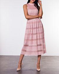 Lacina Midi Dress Rose Smoke