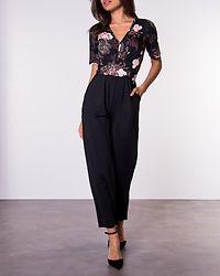 Iman Jumpsuit Black/Patterned