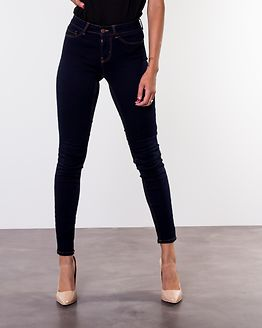 Shape Up Sage Jegging Dark Blue Denim