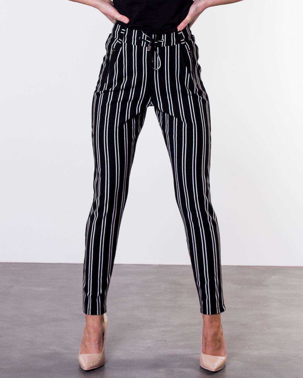 bb6a7c29db3 Happy Holly, Cleo Trousers Striped | Naisten Housut | HOUSEOFBRANDON.COM