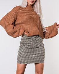 Huberta Skirt Toasted Coconut/Brown