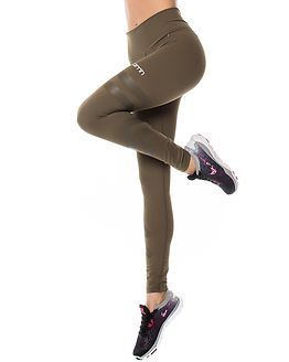 Freedom Tribe Tights Green
