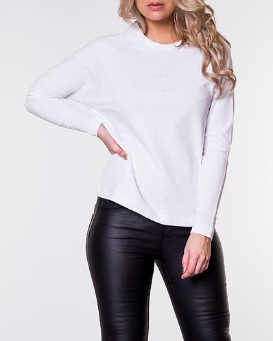 Patent Long Sleeve White 6cca0db2a8