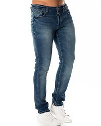 Loom Blue Washed 1281 Blue Denim