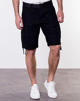 Anakin Cargo Shorts Black