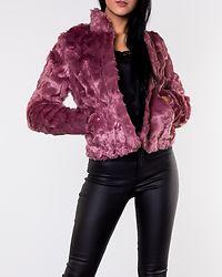 Viva Fur Jacket Mesa Rose