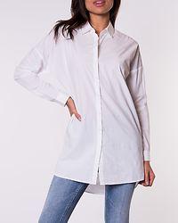 Porto Oversized Shirt Bright White