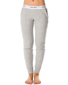 Bottom Pant Jogger Grey Heather