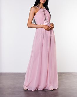 Anastasia Embellished Gown Pink