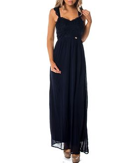 Brianna Gown Dark Blue