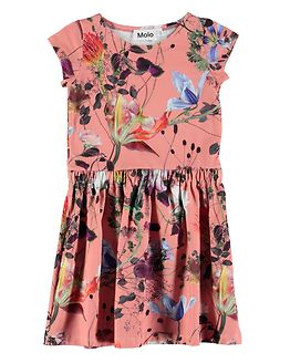 Carla Dress Flowers Of The World