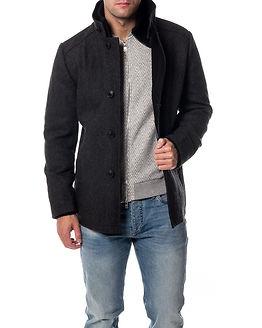 Joe Wool Jacket Grey Melange