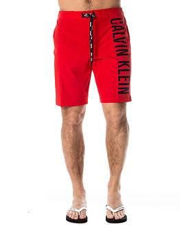 Boardshort Racing Red