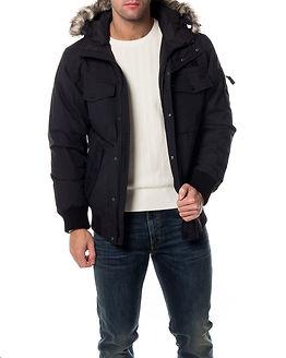 Gotham Jacket Black