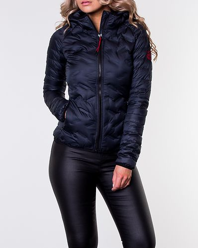 Radar Down Jacket Navy f7d60056ea