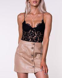 Iva Short Coated Skirt Nomad