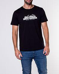 Silhouette T-Shirt Black