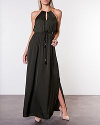 Seraphina Maxi Dress Emerald Green