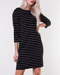 Tinny New Dress Black/Snow White