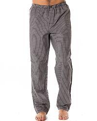 Modern PJ Pant Demi Check White