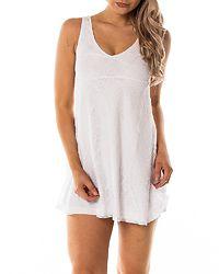 Elly Lace Dress White