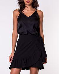 Cita Bobble Wrap Skirt Black