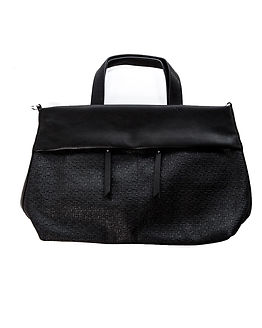 Fran City Bag Black