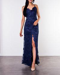 Irmeline Gown Dark Blue