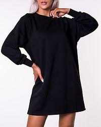 Lupa Sweat Dress Black