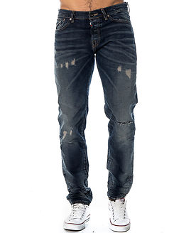 Mike Icon RDD R095 Blue Denim