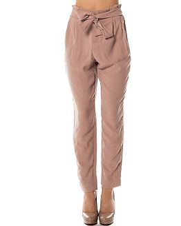 Florence Belt Ankle Pant Fawn