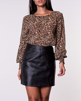 Nicco Body Blouse Leopard