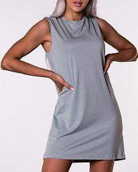 Mayden Short Dress Slate Grey