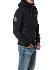 Expedition Ziphood Black Grit