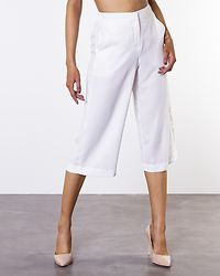 Isabel Culotte Pant Snow White